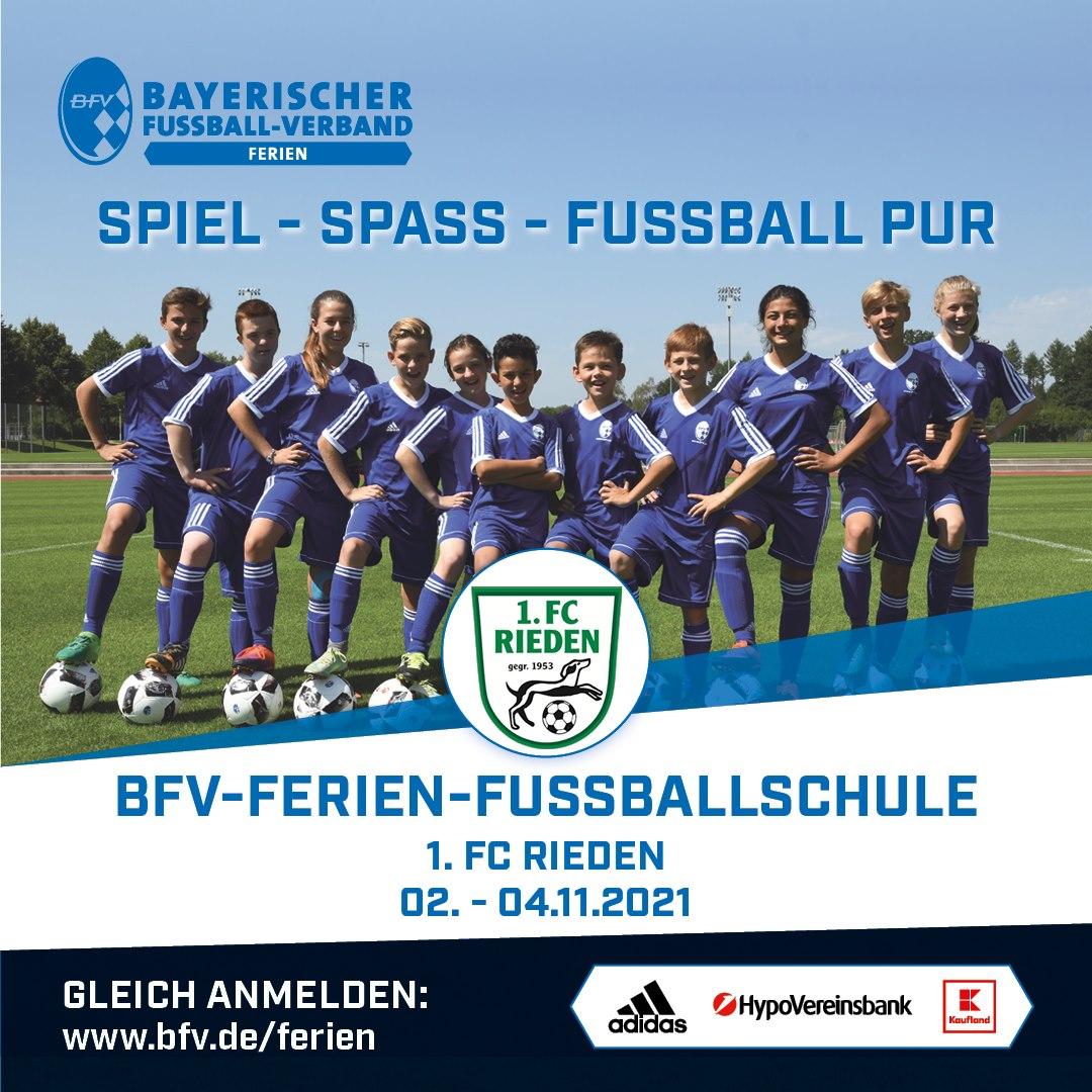 BFV Fußballcamp