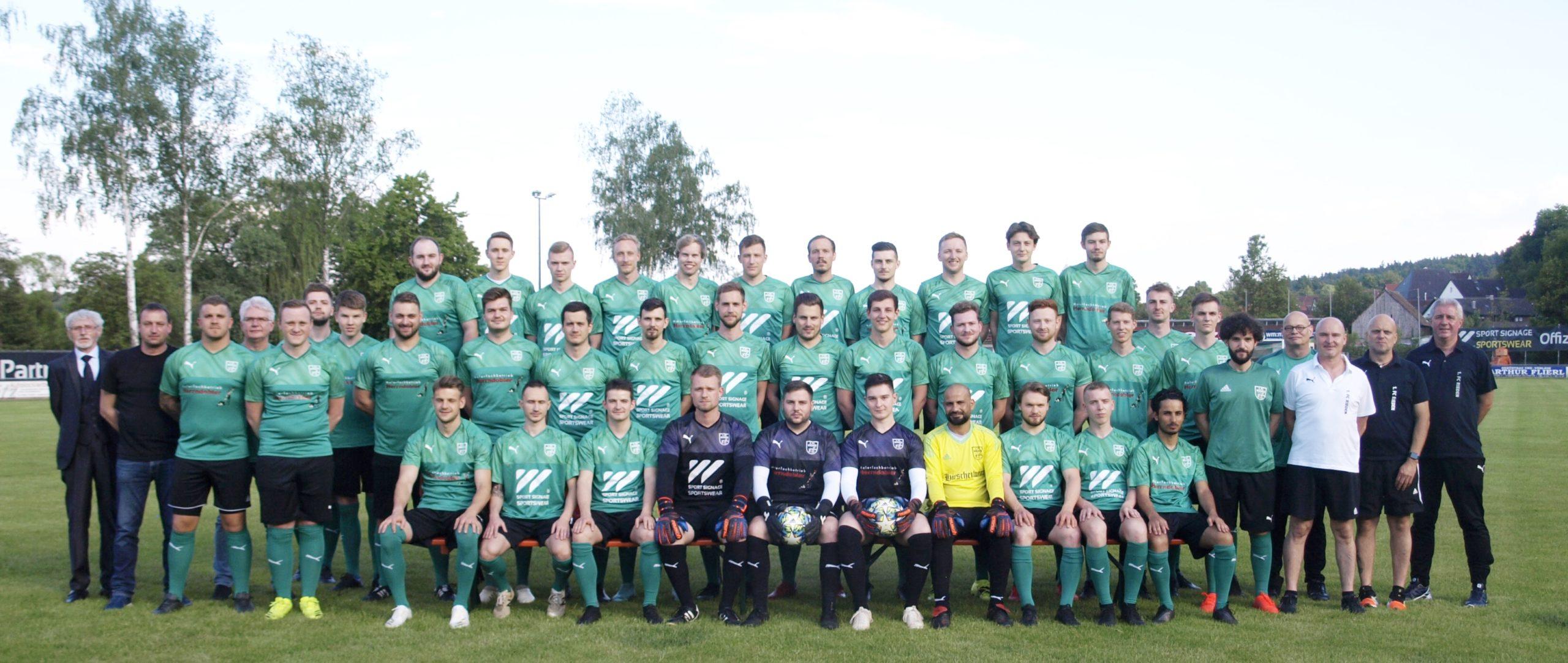 Erste und Zweite Mannschaft 2021 / 2022