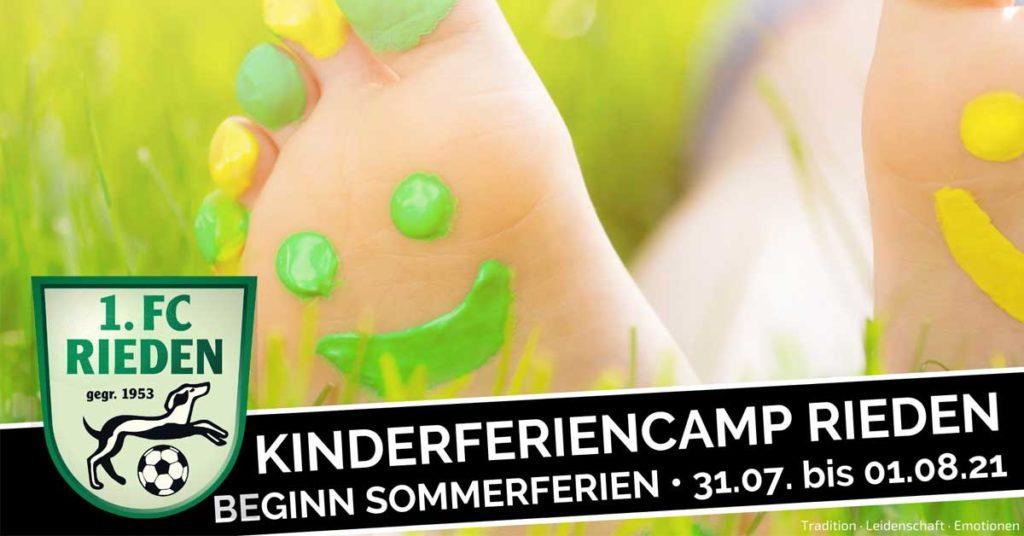 Kinderferiencamp-News