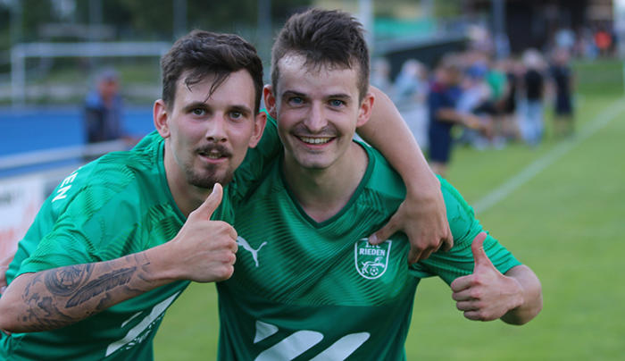 1. Mannschaft vs. SV Inter Bergsteig 05.09.21