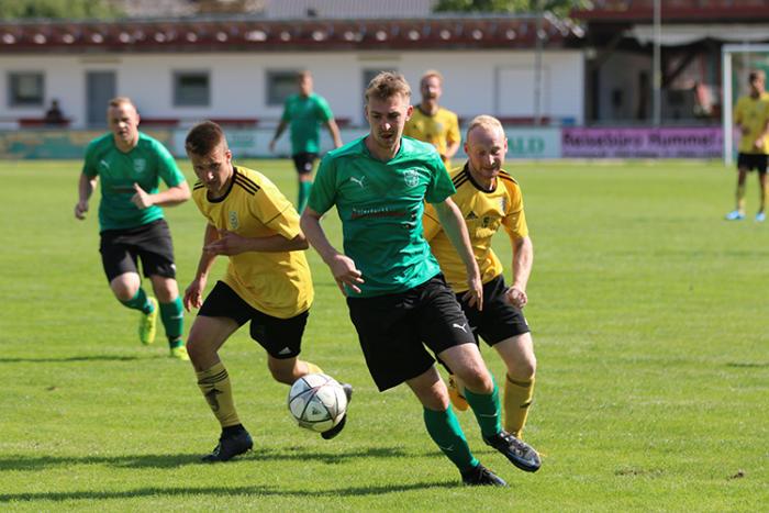 2. Mannschaft vs. SV Hahnbach 05.09.21