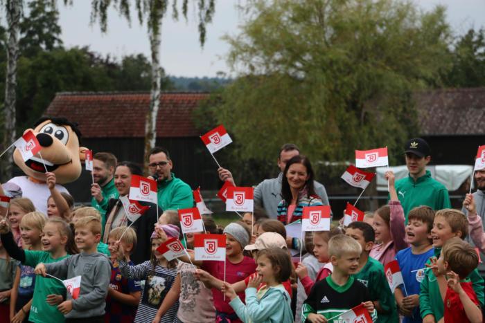 BFV-Weltkindertag mit der Grundschule Rieden