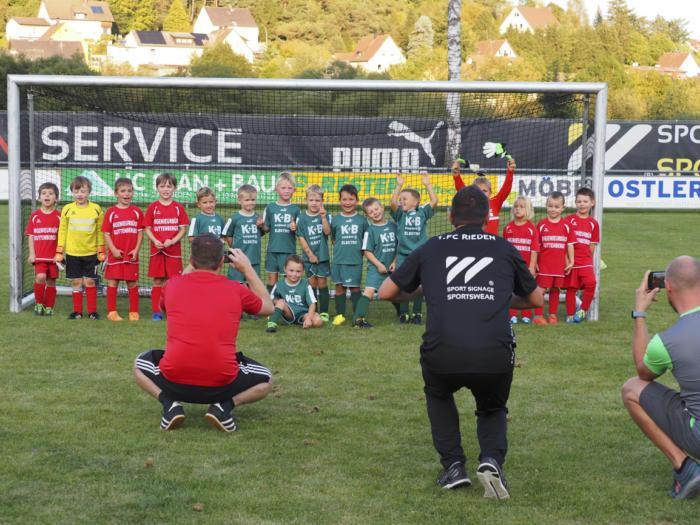 U6 Testspiel vs. SV Schmidmühlen